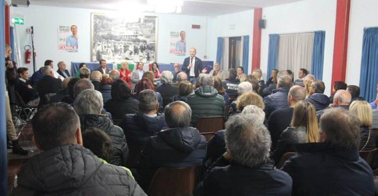 Il PD a Gubbio presenta Marco Cardile.