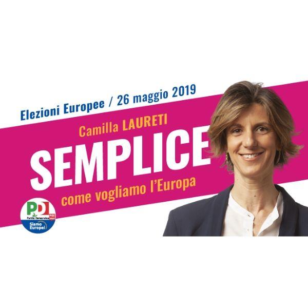 Copertina Facebook Laureti Europee 2019