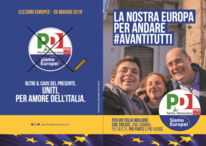 Iniziative europee PD Umbertide