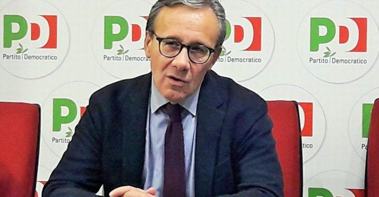 Walter Verini nuovo commissario dem