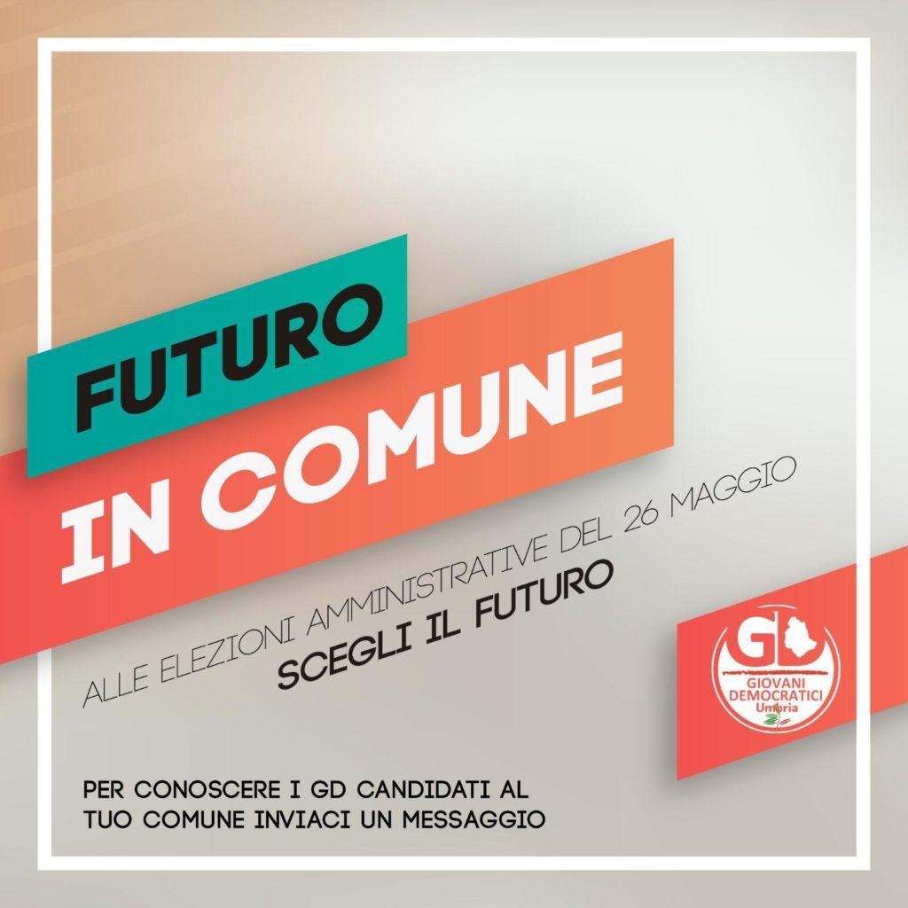 Proposte giovani democratici Umbria