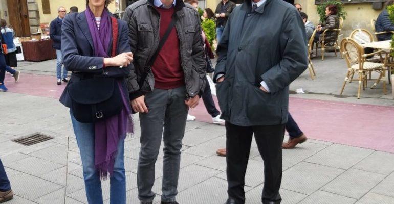 Laureti e Sassoli (Pd): «In Europa per contare di più e per far diventare l'Umbria una regione pilota»