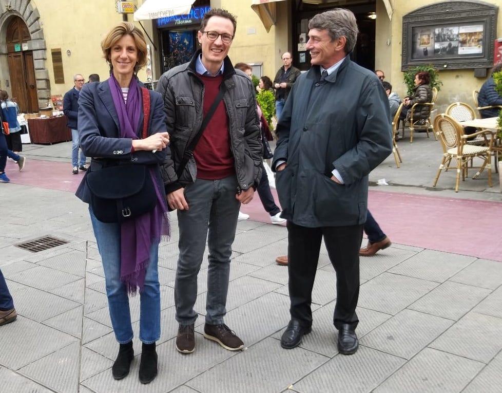 Candidati Umbria elezioni europee 2019 Partito Democratico