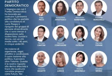 Elezioni Bastia, Partito Democratico, questa è la nostra squadra