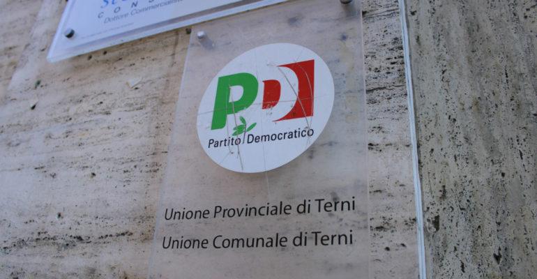 Terni, il Partito democratico: «Il sindaco si apra alla città o se ne vada»