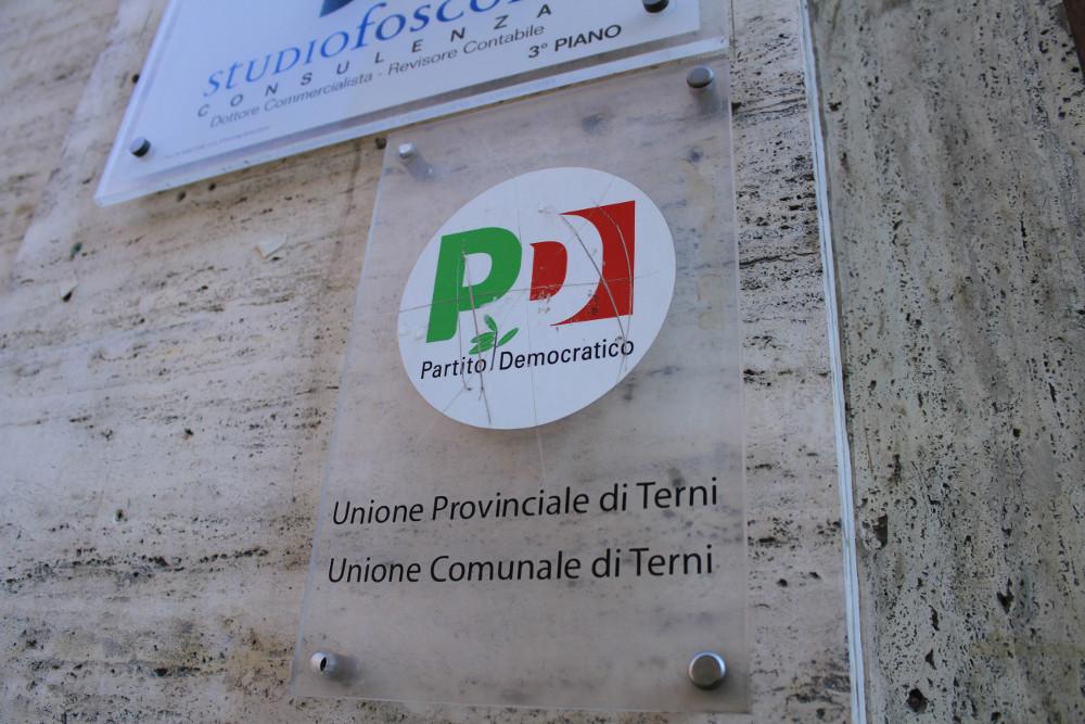 partito democratico terni . PD Umbria