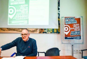 """Elezioni, Luciano Pizzoni, pronto il progetto """"Foligno Città dell'Innovazione"""""""