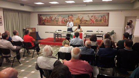 In Umbria Pd con civico Fora per Regione