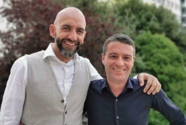Vincenzo Bianconi e Andrea Fora insieme per l'Umbria