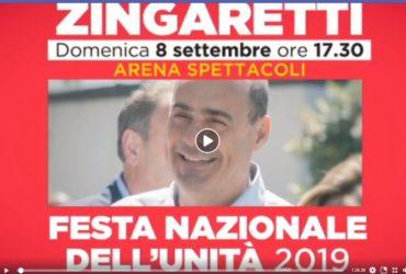La festa nazionale del PD a Ravenna