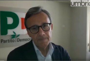 Pd Umbria verso le regionali, Verini: «Basta guerre interne. Abbiamo le qualità per vincere»