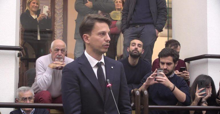"""Consiglio regionale Umbria, Tommaso Bori capogruppo del Partito Democratico: """"Opposizione rigorosa e propositiva"""""""