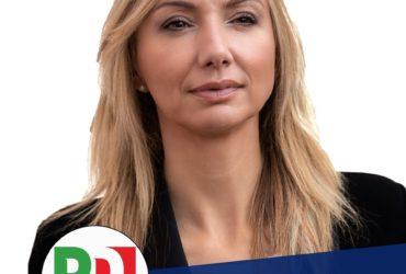 Simona Meloni è vicepresidente della minoranza Assemblea Legislativa