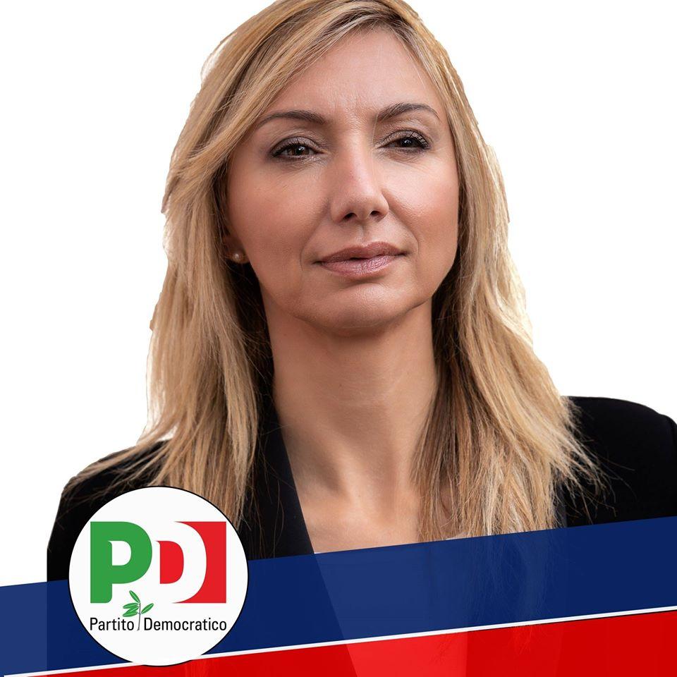 Simona Meloni - vicepresidente della minoranza Assemblea Legislativa