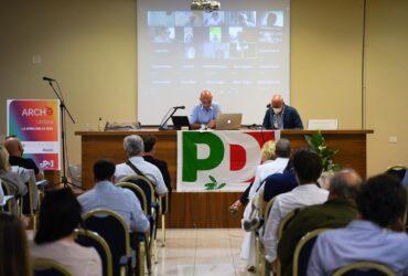 """Con Archè il Pd torna a partecipare idee e contenuti. Bori: """"Abbiamo inaugurato una nuova stagione"""""""