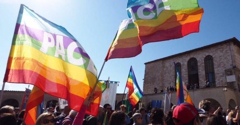 """""""60 anni in Marcia"""" il Pd Umbria lancia l'Agorà nazionale della pace"""